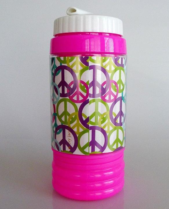 Kids Water Bottle - Lots of Peace