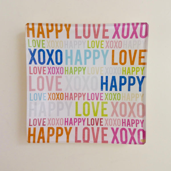 Mini - Happy Love XOXO
