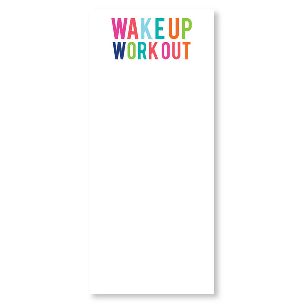 Long Pad - Wake Up Work Out