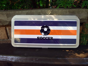 Pencil Box - Soccer