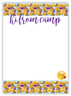 So Many Emojis Camp Pad (Limited Quantities)