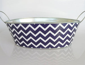 Medium Bin - Chevron