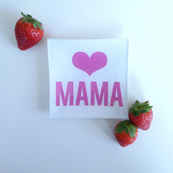 {New} Mini - Heart Mama