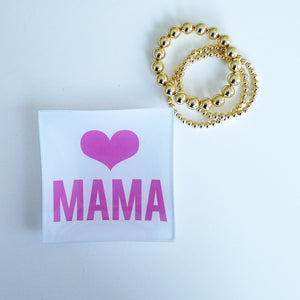 Heart Mama Mini Tray