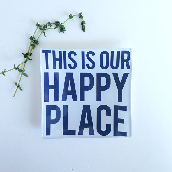 {New} Mini - This is Our Happy Place