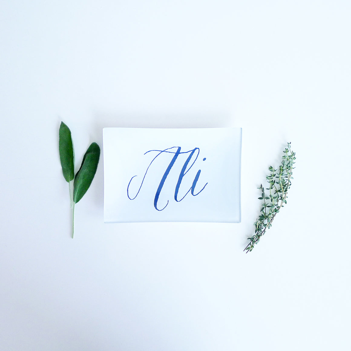 Small - Personalized Calligraphy