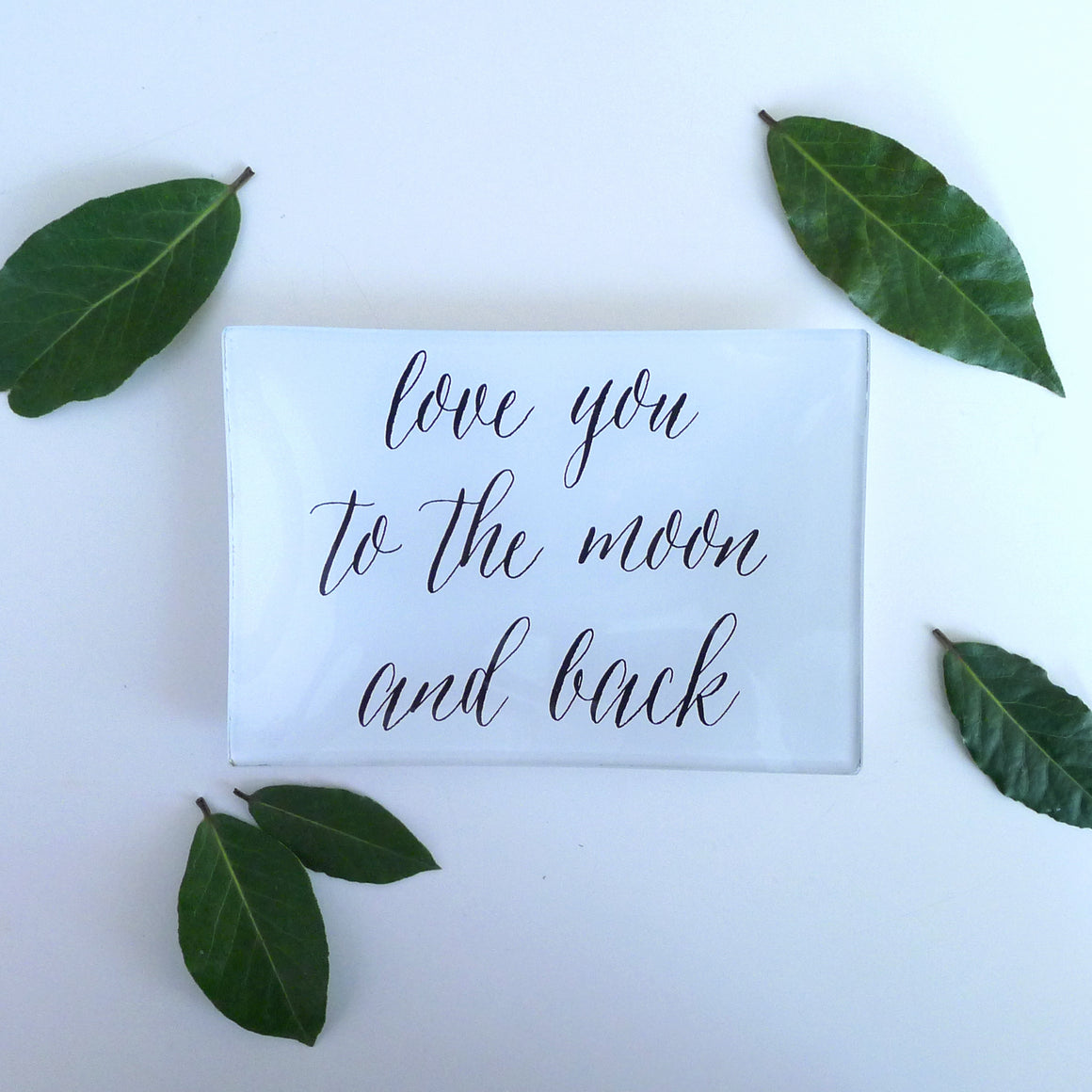 {New} Small - Love You to the Moon and Back