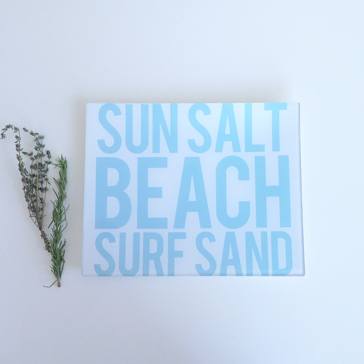 {New} Big - Sun Salt Beach Surf Sand