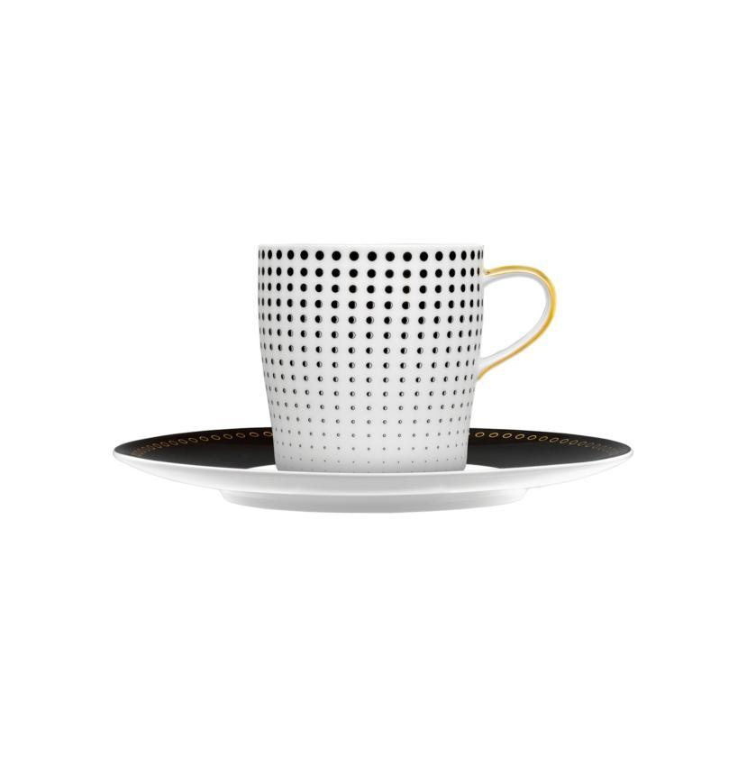 Clair De Lune Coffee Cup & Saucer