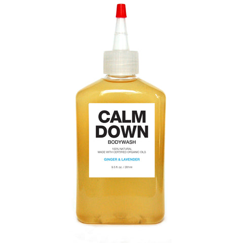 Calm Down Body Wash Set