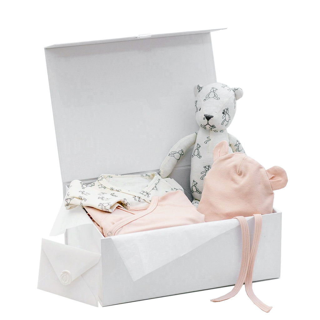 Deluxe Gift Set - Peach