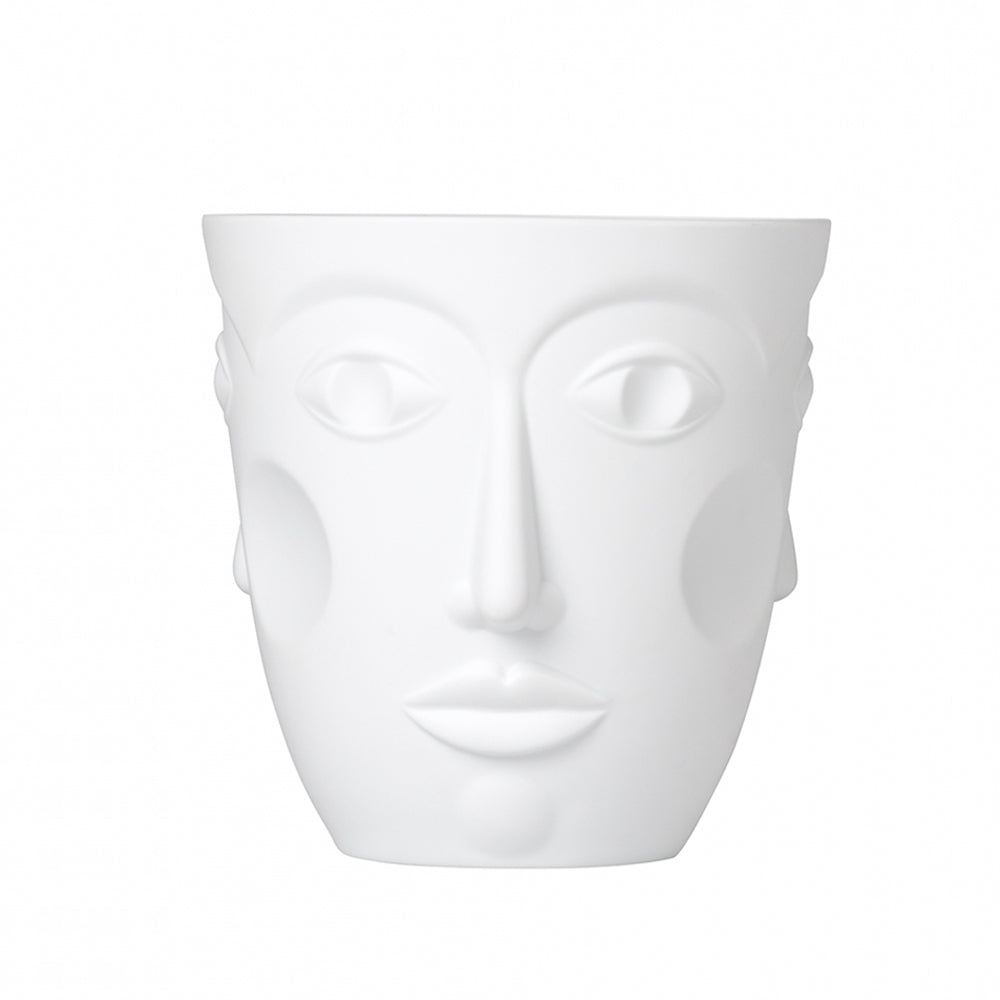 Faces Champagne Cooler - White