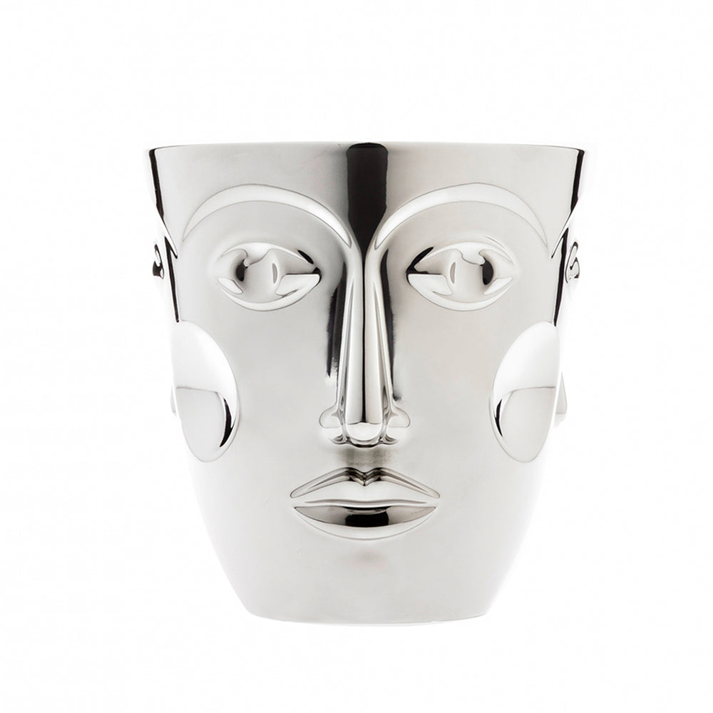 Faces Champagne Cooler - Platinum