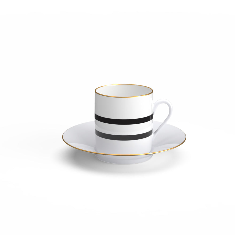 Teatro Coffee Cup & Saucer