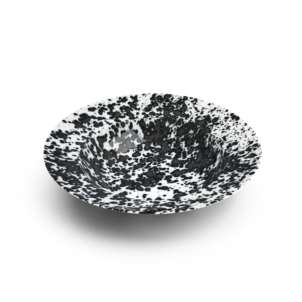 Magma Black Soup Bowl