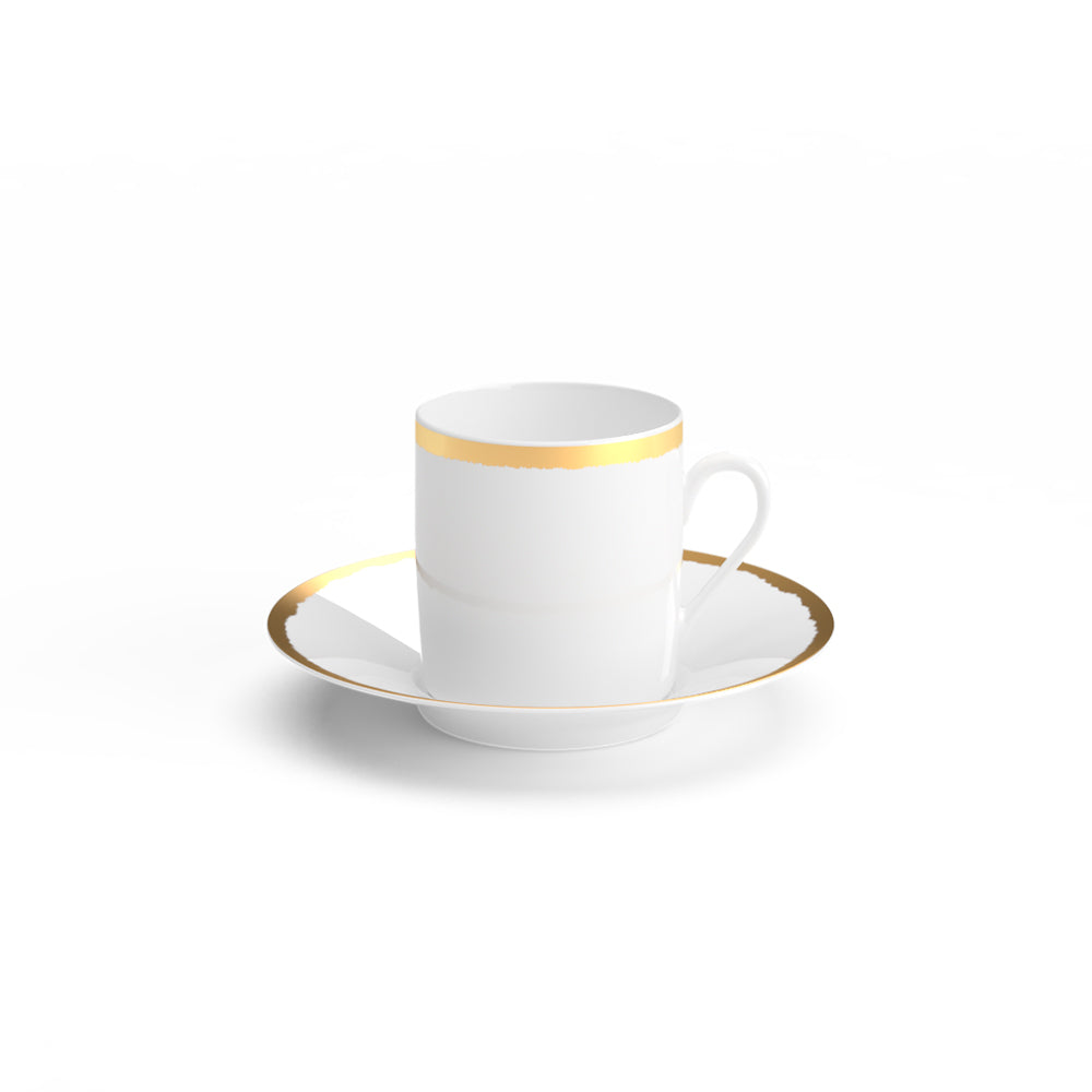 Odyssey Coffee Cup & Saucer
