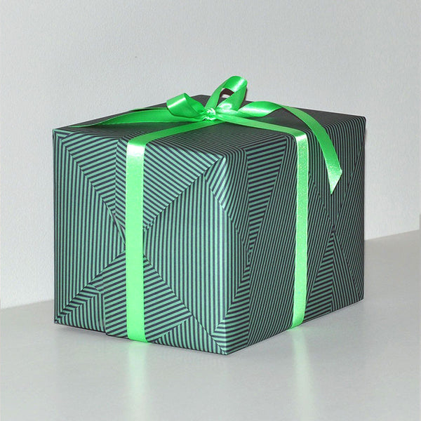 Stripes Gift Wrap