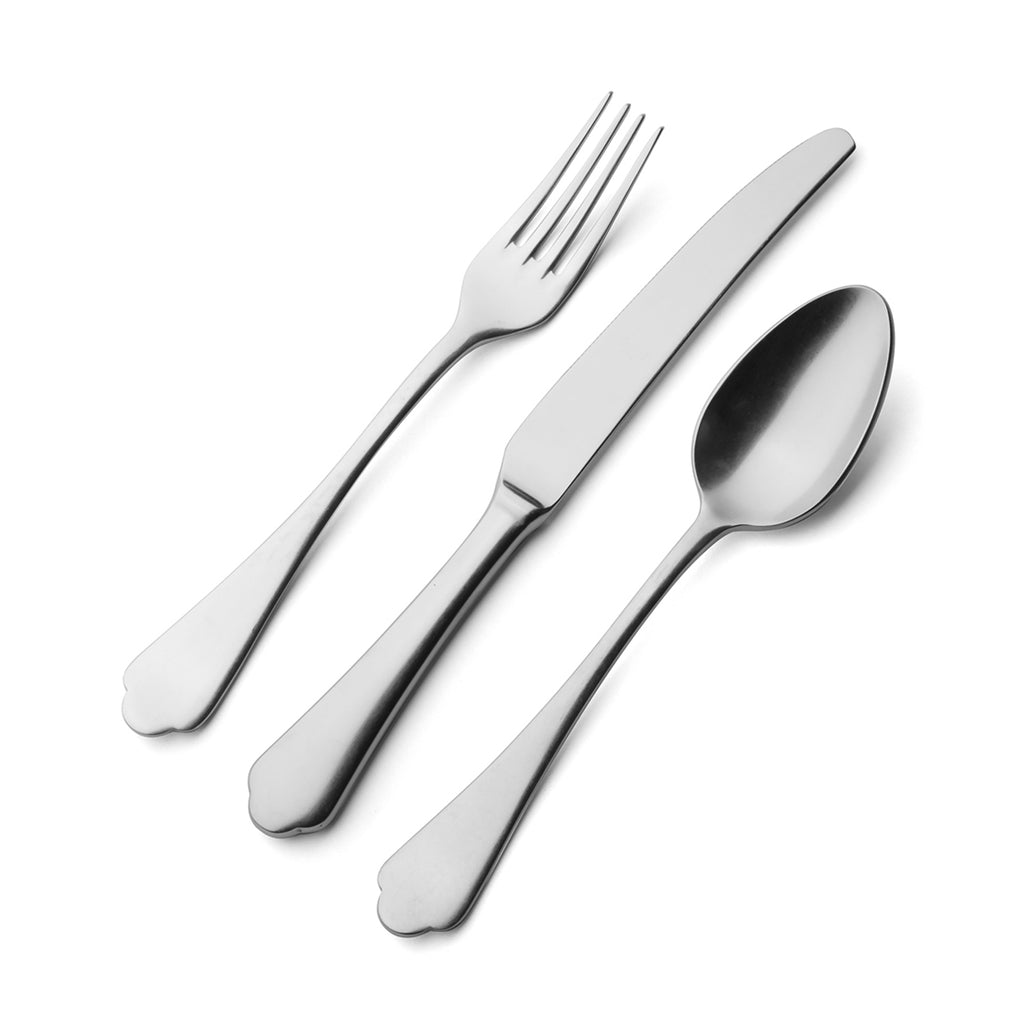 Dolce Vita Polished Flatware Set