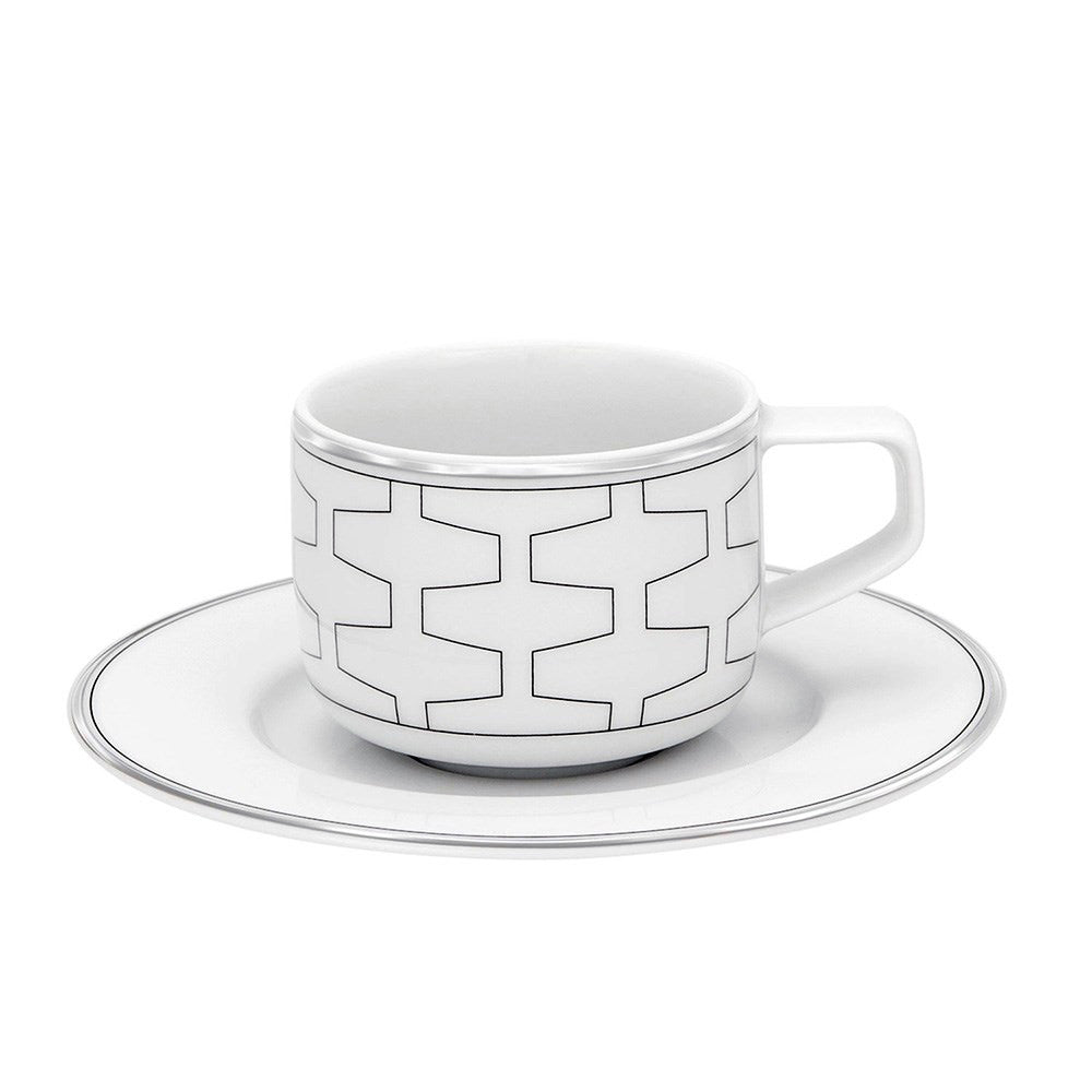 Trasso Teacups Set
