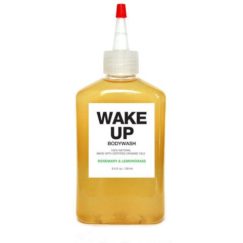 Wake Up Body Wash Set