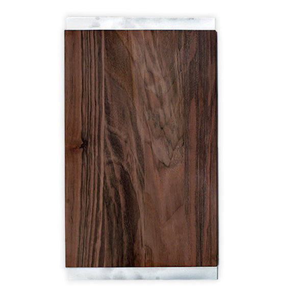 Walnut & Steel Board