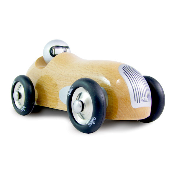 Old Fashion Racing Car