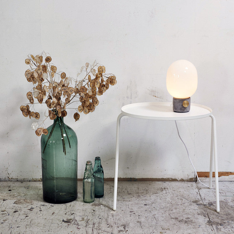 Concrete Table Lamp