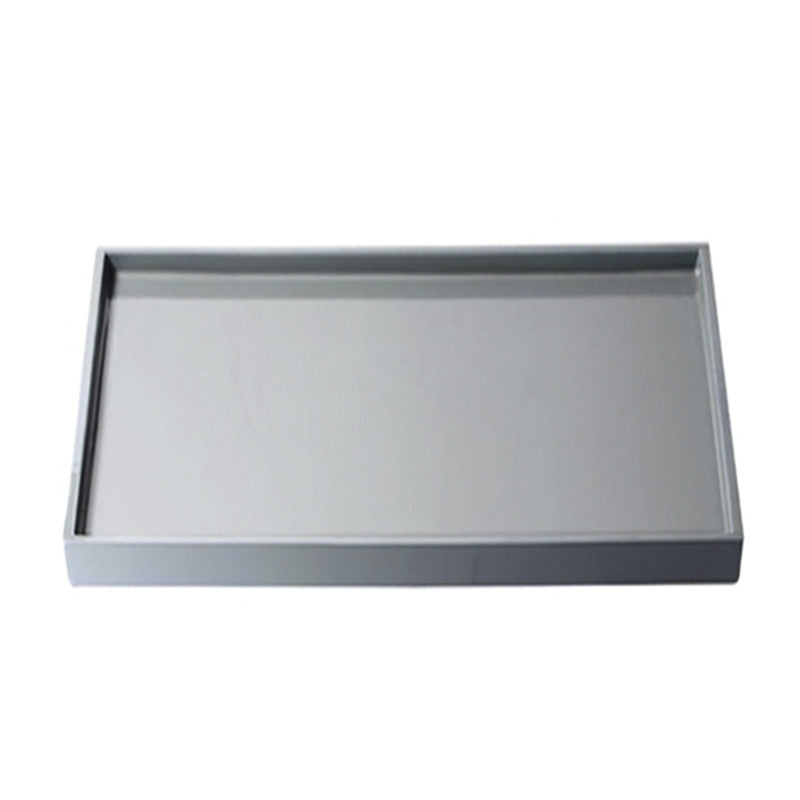 Lacquer Tray in Fog