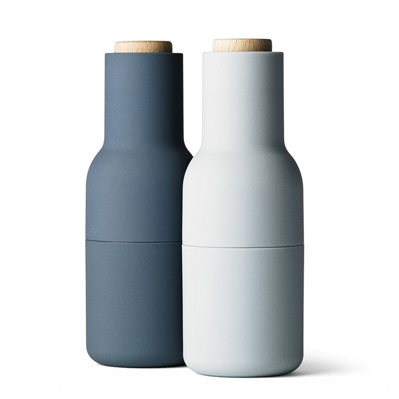Blue Bottle Grinder Set
