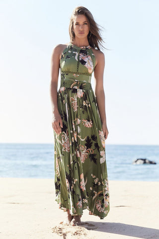 Jaase 'Endless Summer' Maxi Dress in Shanara Print