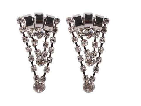 Alcar 'Diamond Drop' Earrings