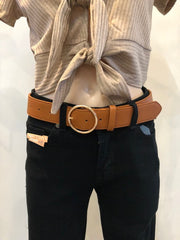 All That Glitters Ring Belt