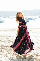 Jaase 'Indiana' Maxi Dress in Night Dream Print
