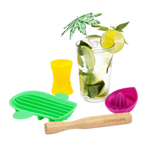 Sunnylife Mojito Cocktail Set