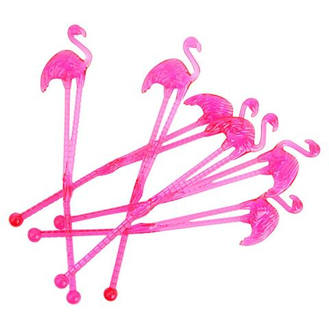 Sunnylife Flamingo Cocktail Stirrers