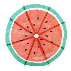 Sunnylife Cocktail Umbrella Watermelon