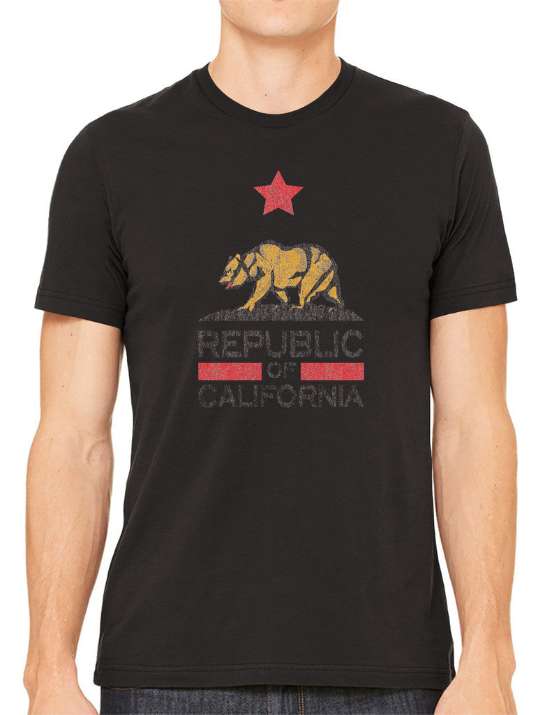 Republic Of California Men's T-shirt