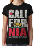 Cali For Nia California Republic Junior Ladies T-shirt