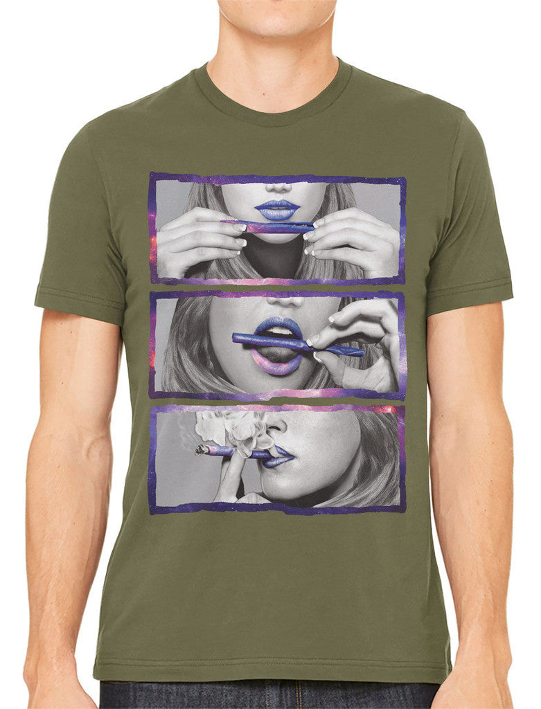 Galaxy Women Blunt Men's T-shirt