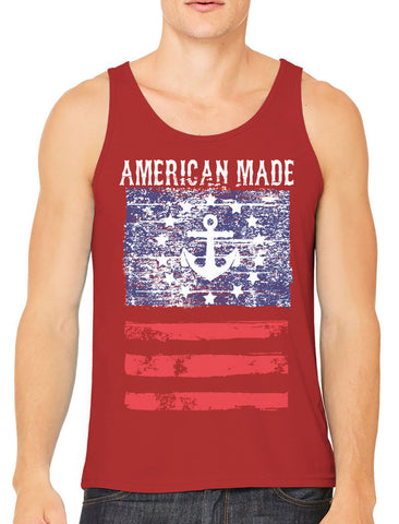 American Pride Marilyn Monroe Men's Tank Top