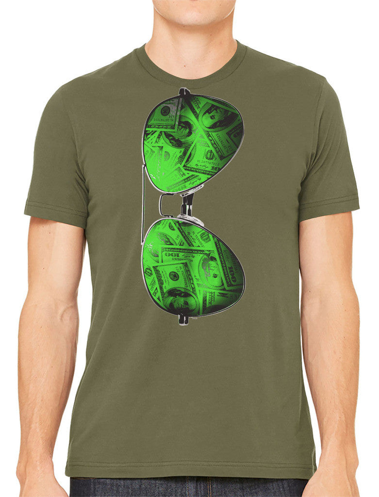 Cash Money Shades Sunglass Men's T-shirt