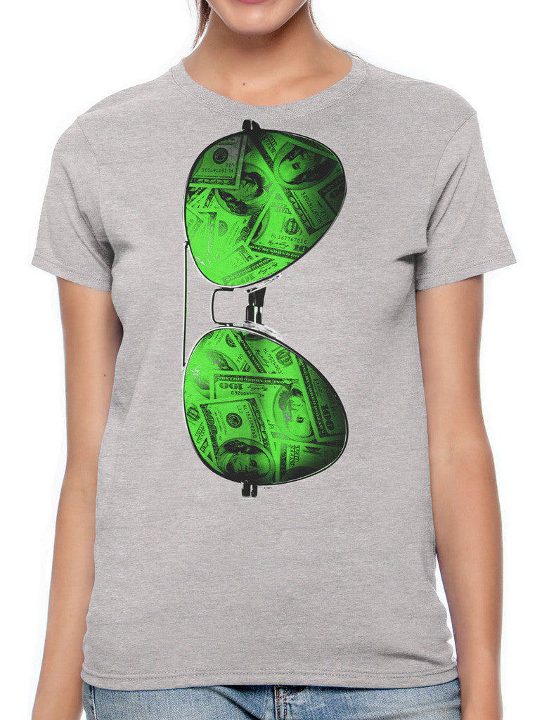 Cash Money Shades Sunglass Women's T-shirt