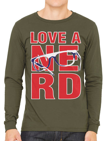 Number 1 Dad Men's Long Sleeve T-shirt