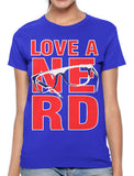Love A Nerd Women's T-shirt