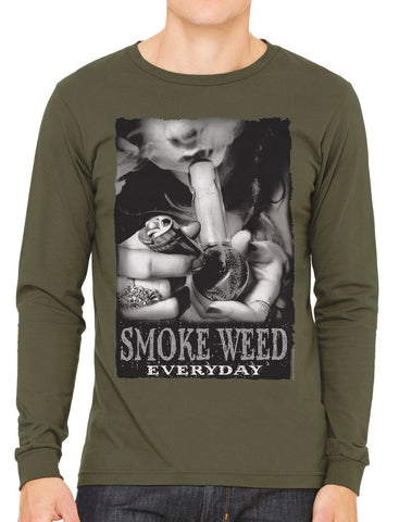 Fuck Swag I'm Dope Men's Long Sleeve T-shirt