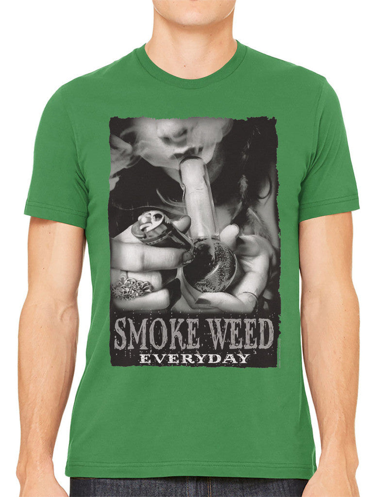 Smoke Weed Everyday Men's T-shirt