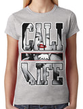 Marilyn Monroe Cali Life Junior Ladies T-shirt