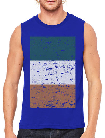 Digital Irish Today Hungover Tomorrow Men's Sleeveless T-Shirt