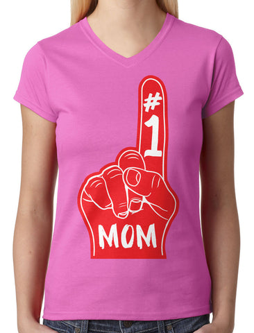 This Is How I Roll Junior Ladies V-neck T-shirt