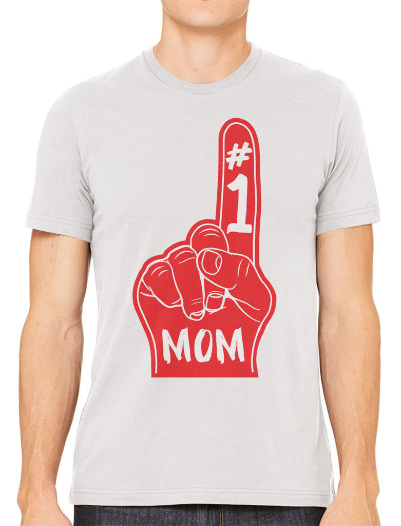 Number 1 Mom Men's T-shirt